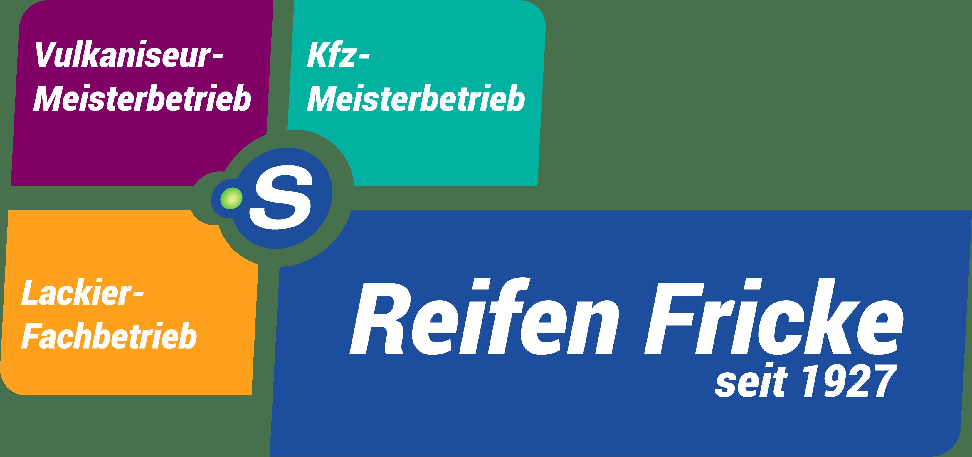 Reifen Fricke GmbH in Essen – point S Logo